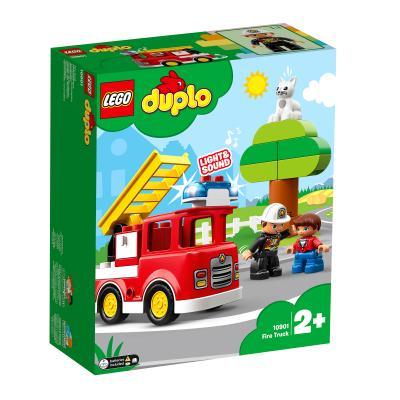 Купить LEGO ПОЖАРНАЯ МАШИНА, LEGO (10901)