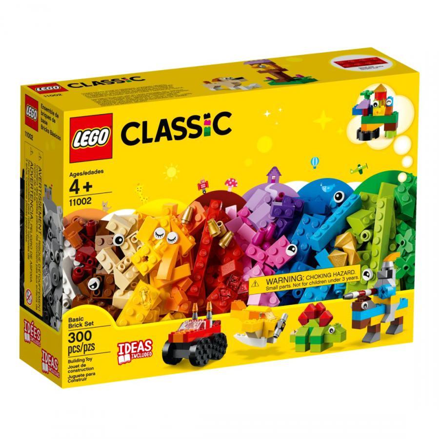 Купить LEGO БАЗОВЫЙ НАБОР КУБИКОВ, LEGO (11002)