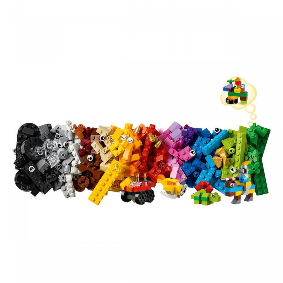 Купить LEGO БАЗОВЫЙ НАБОР КУБИКОВ, LEGO (11002)_1