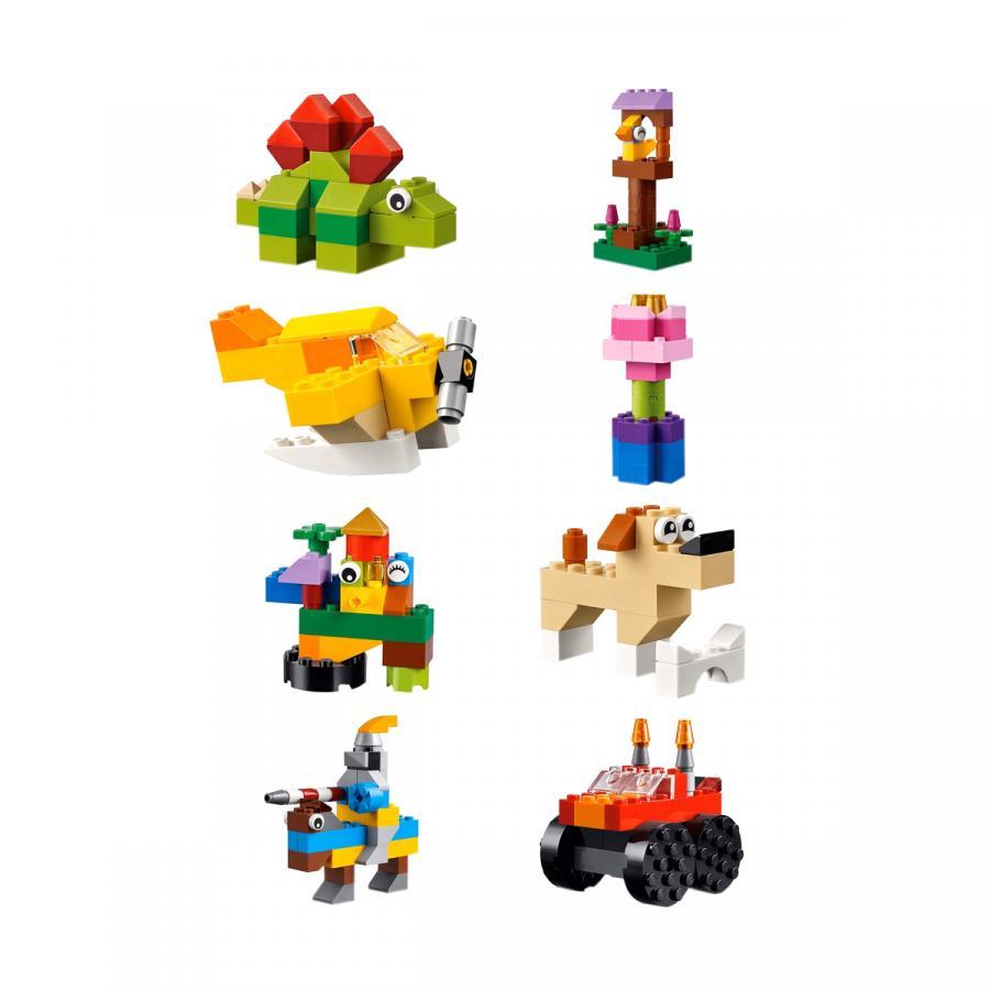 Купить LEGO БАЗОВЫЙ НАБОР КУБИКОВ, LEGO (11002)_2