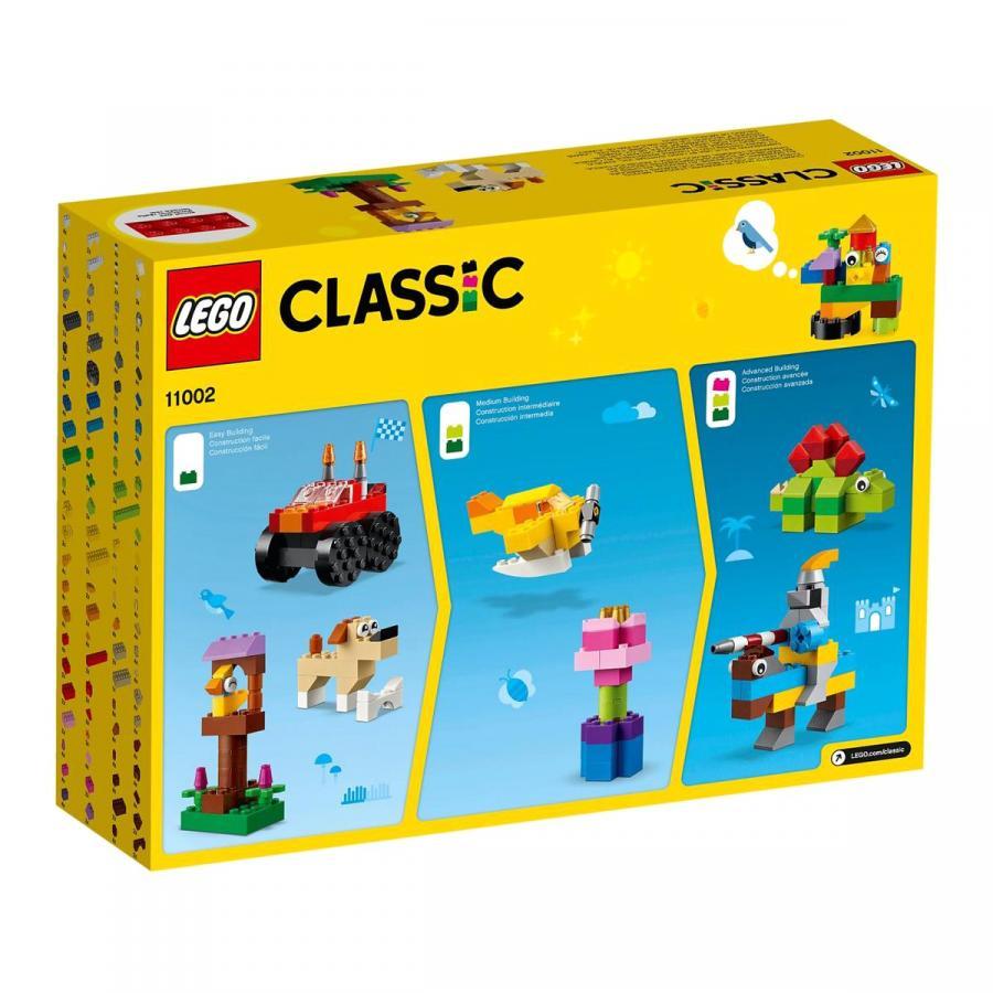 Купить LEGO БАЗОВЫЙ НАБОР КУБИКОВ, LEGO (11002)_3