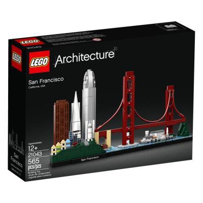 Купить LEGO САН-ФРАНЦИСКО, LEGO (21043)