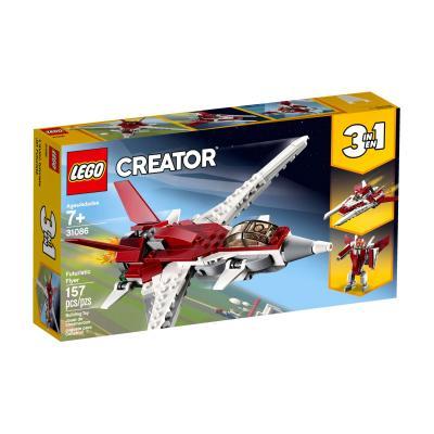Купить LEGO ИСТРЕБИТЕЛЬ БУДУЩЕГО, LEGO (31086)