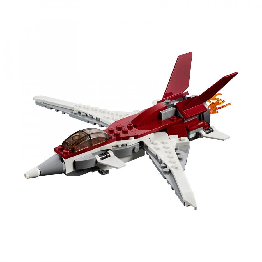 Купить LEGO ИСТРЕБИТЕЛЬ БУДУЩЕГО, LEGO (31086)_1