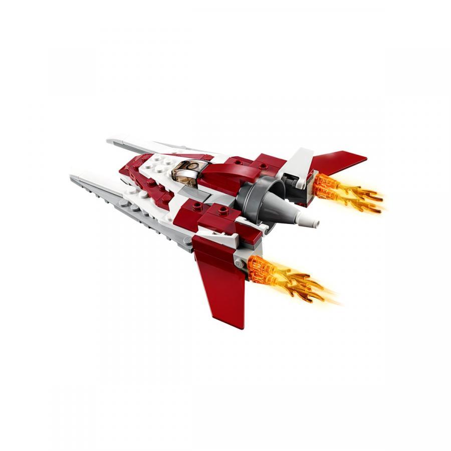 Купить LEGO ИСТРЕБИТЕЛЬ БУДУЩЕГО, LEGO (31086)_3