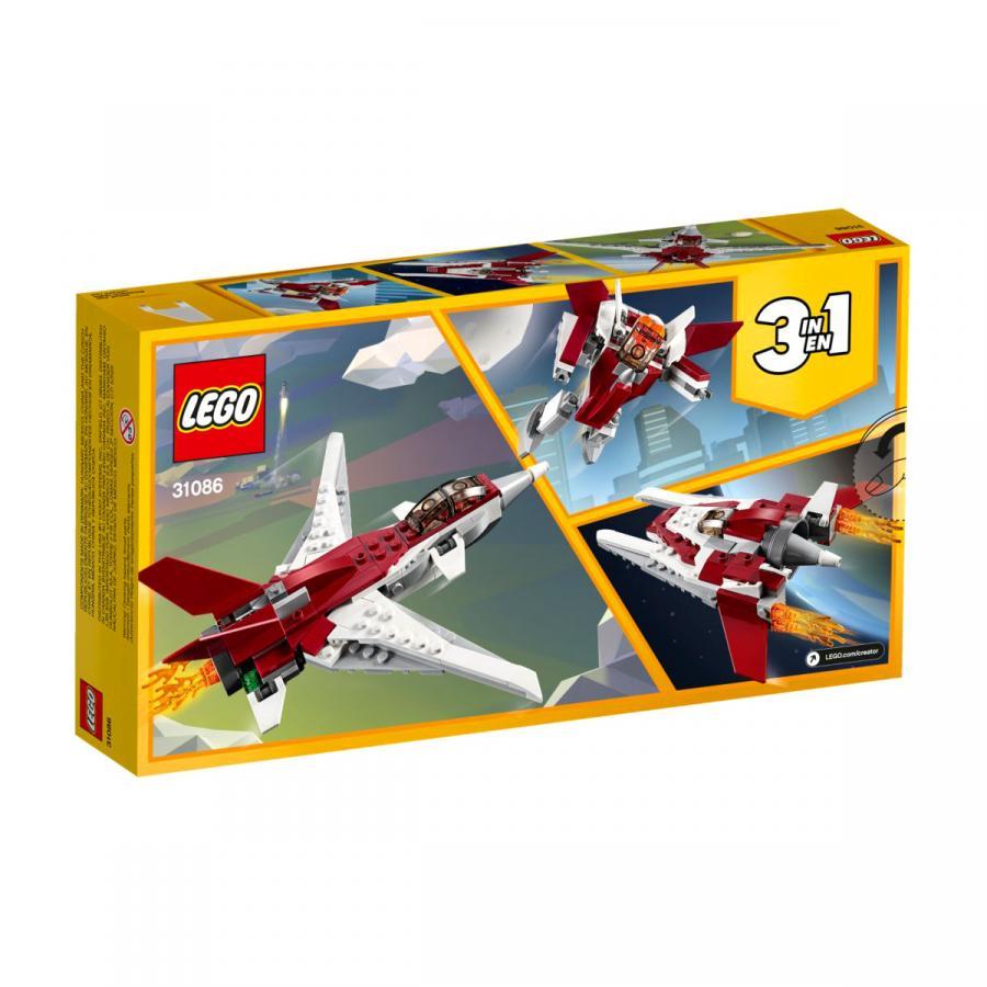 Купить LEGO ИСТРЕБИТЕЛЬ БУДУЩЕГО, LEGO (31086)_4