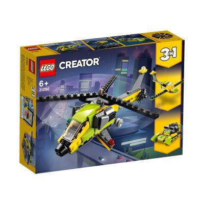Купить LEGO ПРИКЛЮЧЕНИЯ НА ВЕРТОЛЁТЕ, LEGO (31092)
