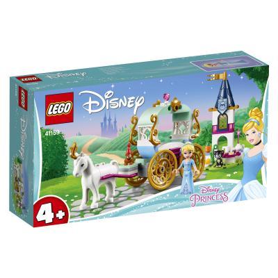 Купить LEGO КАРЕТА ЗОЛУШКИ, LEGO (41159)