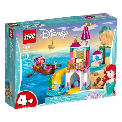Купить LEGO МОРСКОЙ ЗАМОК АРИЭЛЬ, LEGO (41160)