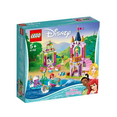 Купить LEGO КОРОЛЕВСКИЙ ПРАЗДНИК АРИЭЛЬ, АВРОРЫ И ТИАНЫ, LEGO (41162)