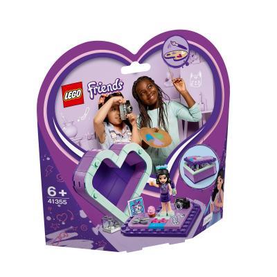 Купить LEGO ШКАТУЛКА-СЕРДЕЧКО ЭММЫ, LEGO (41355)