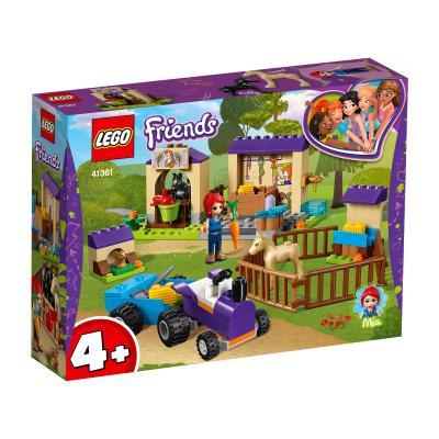 Купить LEGO КОНЮШНЯ ДЛЯ ЖЕРЕБЯТ МИИ, LEGO (41361)