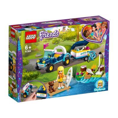 Купить LEGO БАГГИ С ПРИЦЕПОМ СТЕФАНИ, LEGO (41364)