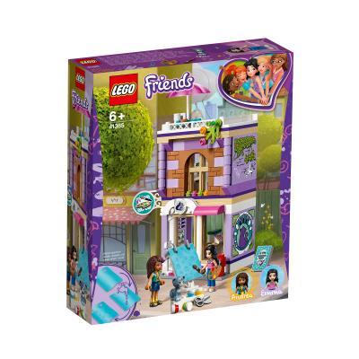 Купить LEGO ХУДОЖЕСТВЕННАЯ СТУДИЯ ЭММЫ, LEGO (41365)