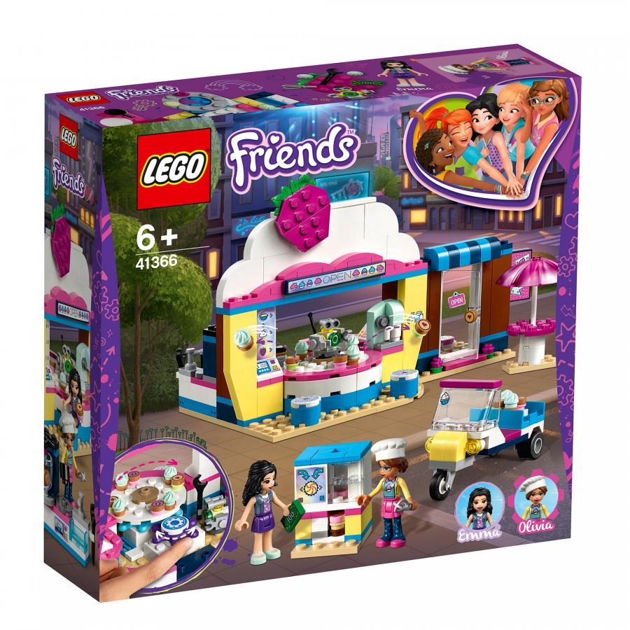 Купить LEGO КОНДИТЕРСКАЯ ОЛИВИИ, LEGO (41366)
