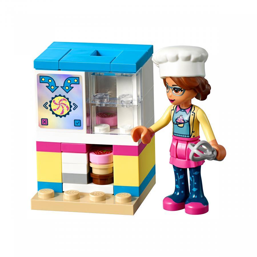 Купить LEGO КОНДИТЕРСКАЯ ОЛИВИИ, LEGO (41366)_4