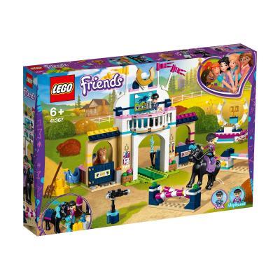 Купить LEGO СОРЕВНОВАНИЯ ПО КОНКУРУ, LEGO (41367)