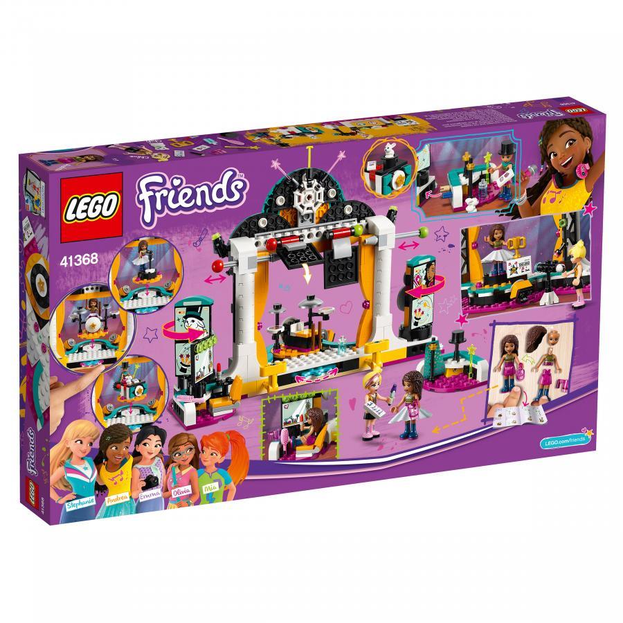 Купить LEGO ШОУ ТАЛАНТОВ, LEGO (41368)_4