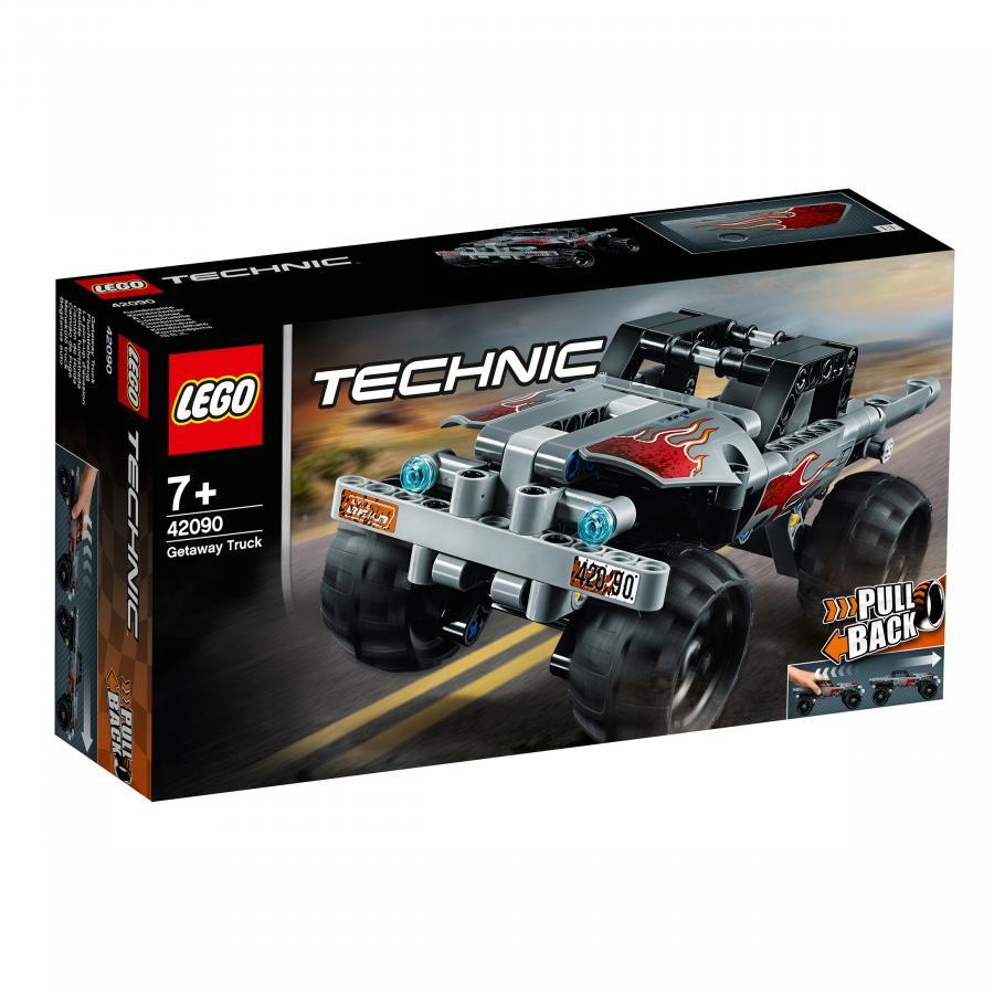 Купить LEGO МАШИНА ДЛЯ ПОБЕГА, LEGO (42090)
