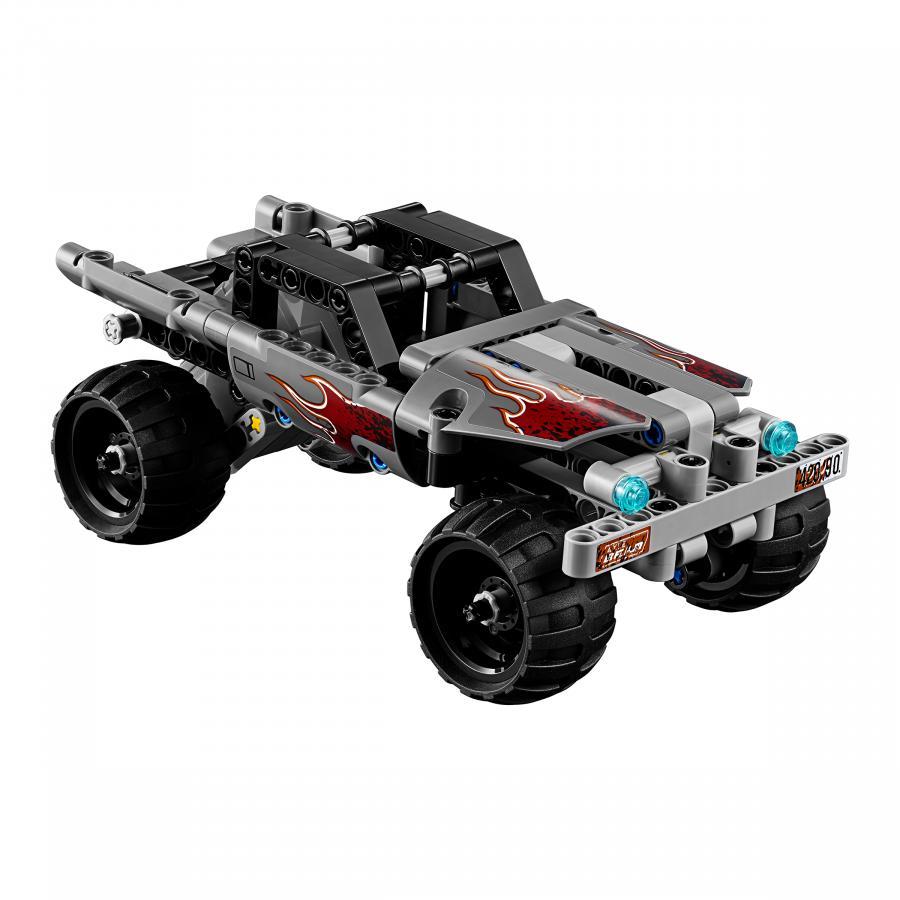 Купить LEGO МАШИНА ДЛЯ ПОБЕГА, LEGO (42090)_1