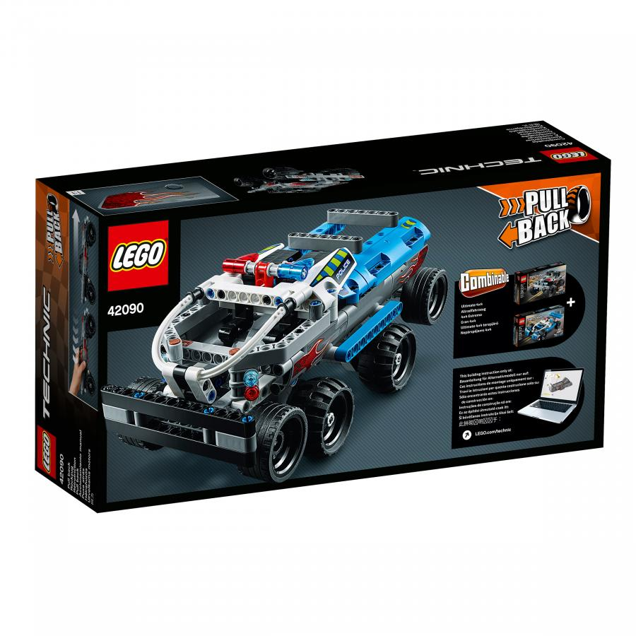 Купить LEGO МАШИНА ДЛЯ ПОБЕГА, LEGO (42090)_3
