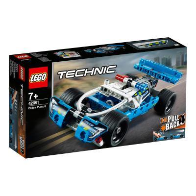 Купить LEGO ПОЛИЦЕЙСКАЯ ПОГОНЯ, LEGO (42091)