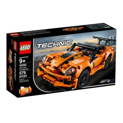 Купить LEGO CHEVROLET CORVETTE ZR1, LEGO (42093)