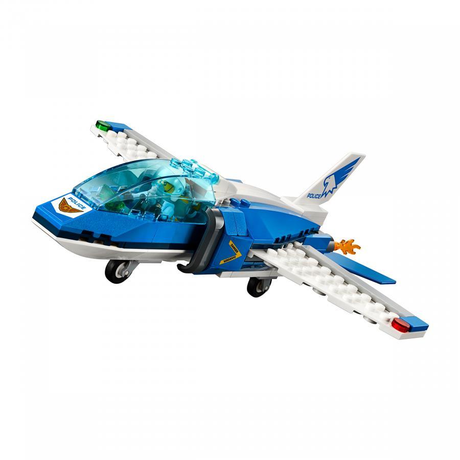Купить LEGO ВОЗДУШНАЯ ПОЛИЦИЯ: АРЕСТ ПАРАШЮТИСТА, LEGO (60208)_2
