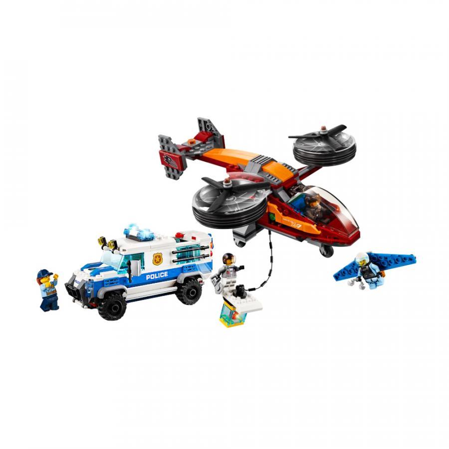 Купить LEGO ВОЗДУШНАЯ ПОЛИЦИЯ: КРАЖА БРИЛЛИАНТОВ, LEGO (60209)_2