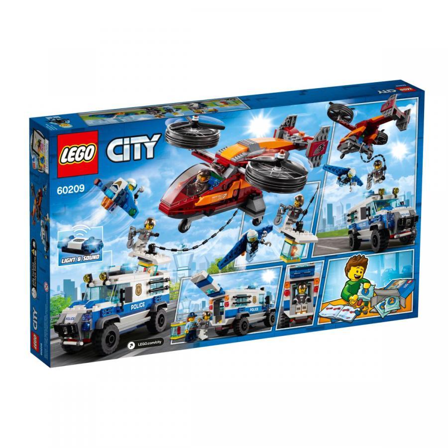 Купить LEGO ВОЗДУШНАЯ ПОЛИЦИЯ: КРАЖА БРИЛЛИАНТОВ, LEGO (60209)_3