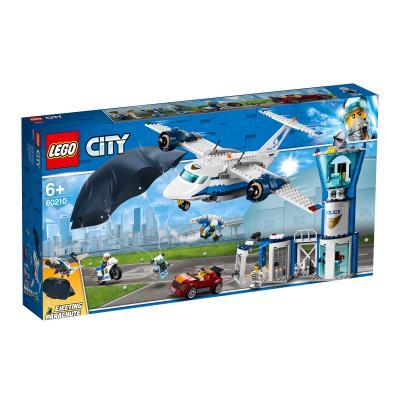 Купить LEGO ВОЗДУШНАЯ ПОЛИЦИЯ: АВИАБАЗА, LEGO (60210)