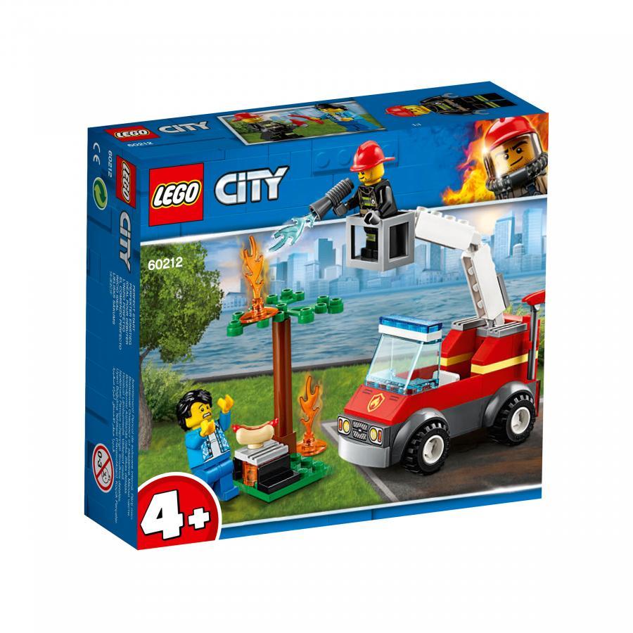 Купить LEGO ПОЖАР НА ПИКНИКЕ, LEGO (60212)