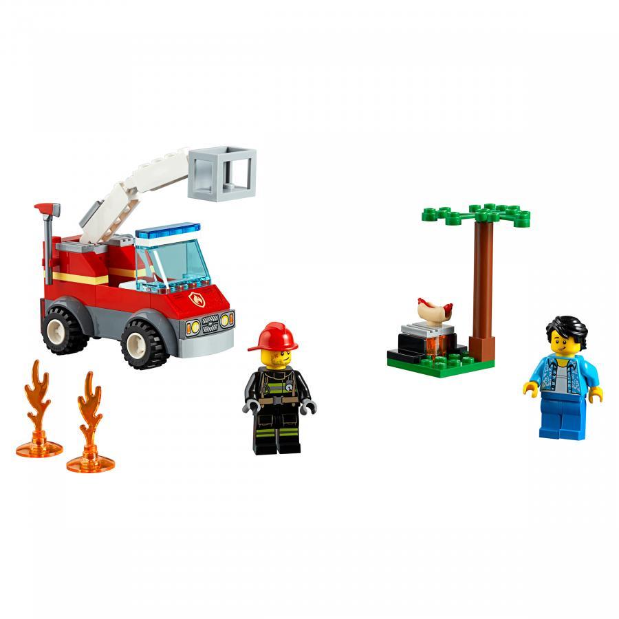 Купить LEGO ПОЖАР НА ПИКНИКЕ, LEGO (60212)_1