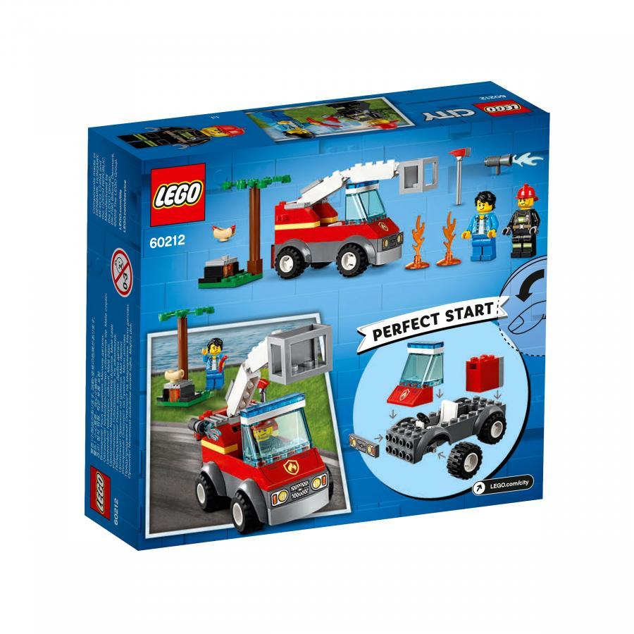 Купить LEGO ПОЖАР НА ПИКНИКЕ, LEGO (60212)_3