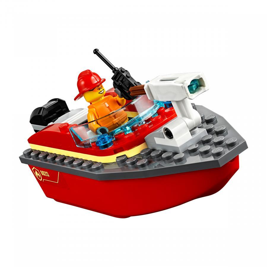 Купить LEGO ПОЖАР В ПОРТУ, LEGO (60213)_1