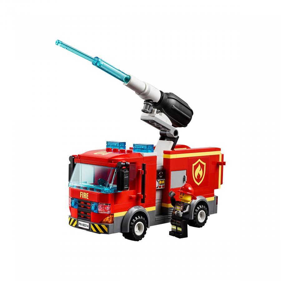 Купить LEGO ПОЖАР В БУРГЕР-КАФЕ, LEGO (60214)_2