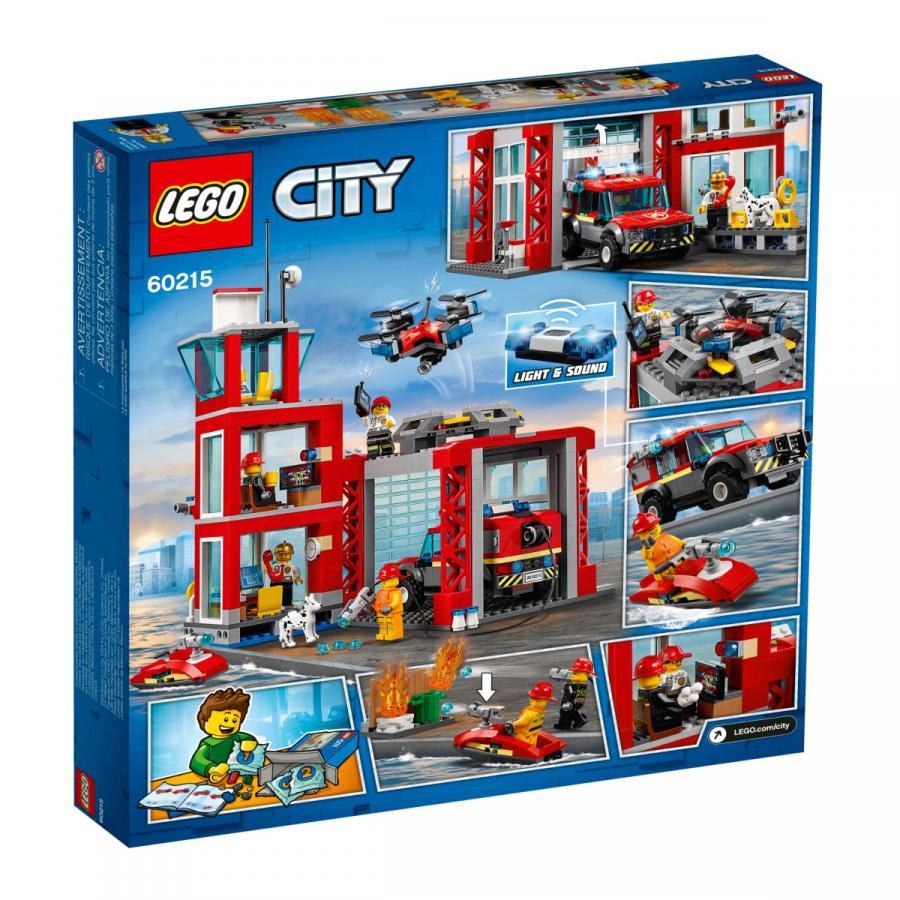 Купить LEGO ПОЖАРНОЕ ДЕПО11, LEGO (60215)_2