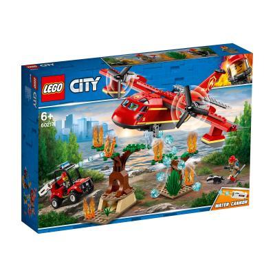 Купить LEGO ПОЖАРНЫЙ САМОЛЁТ, LEGO (60217)