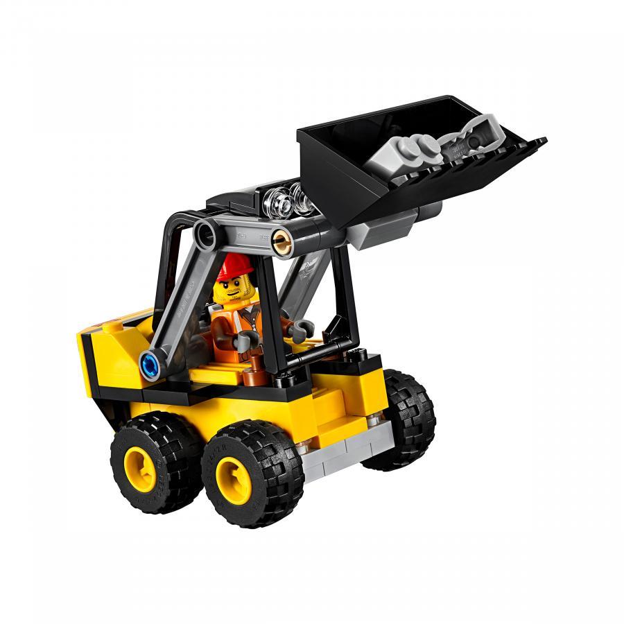 Купить LEGO СТРОИТЕЛЬНЫЙ ПОГРУЗЧИК, LEGO (60219)_2