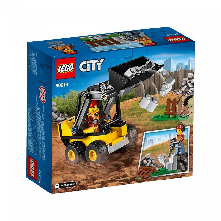 Купить LEGO СТРОИТЕЛЬНЫЙ ПОГРУЗЧИК, LEGO (60219)_3