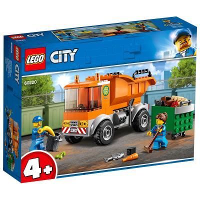 Купить LEGO МУСОРОВОЗ, LEGO (60220)