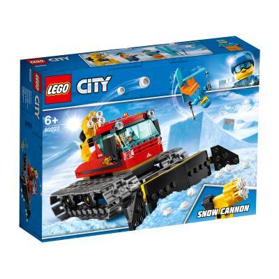 Купить LEGO СНЕГОУБОРОЧНАЯ МАШИНА, LEGO (60222)