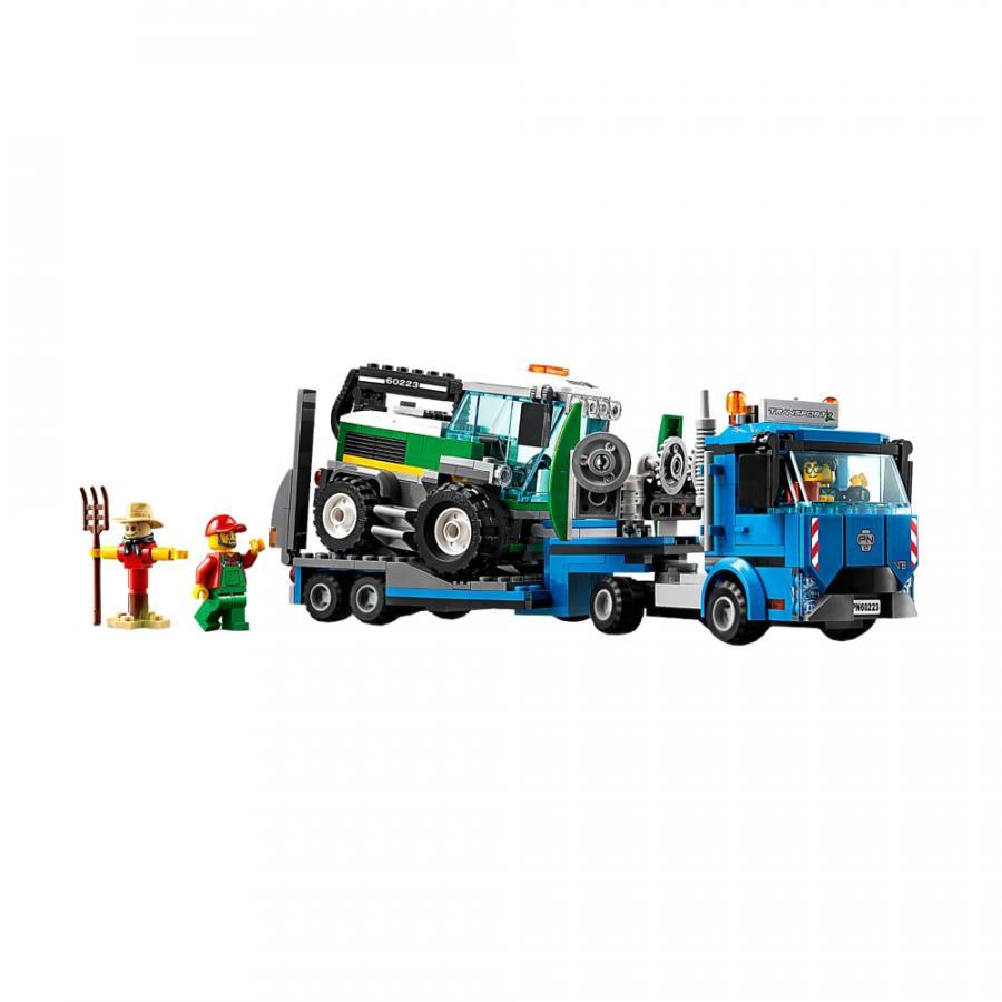 Купить LEGO ТРАНСПОРТИРОВЩИК ДЛЯ КОМБАЙНОВ, LEGO (60223)_3