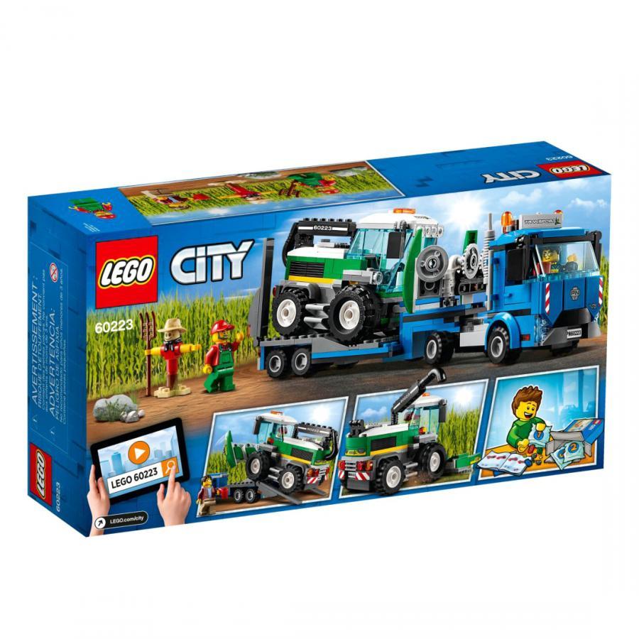 Купить LEGO ТРАНСПОРТИРОВЩИК ДЛЯ КОМБАЙНОВ, LEGO (60223)_2