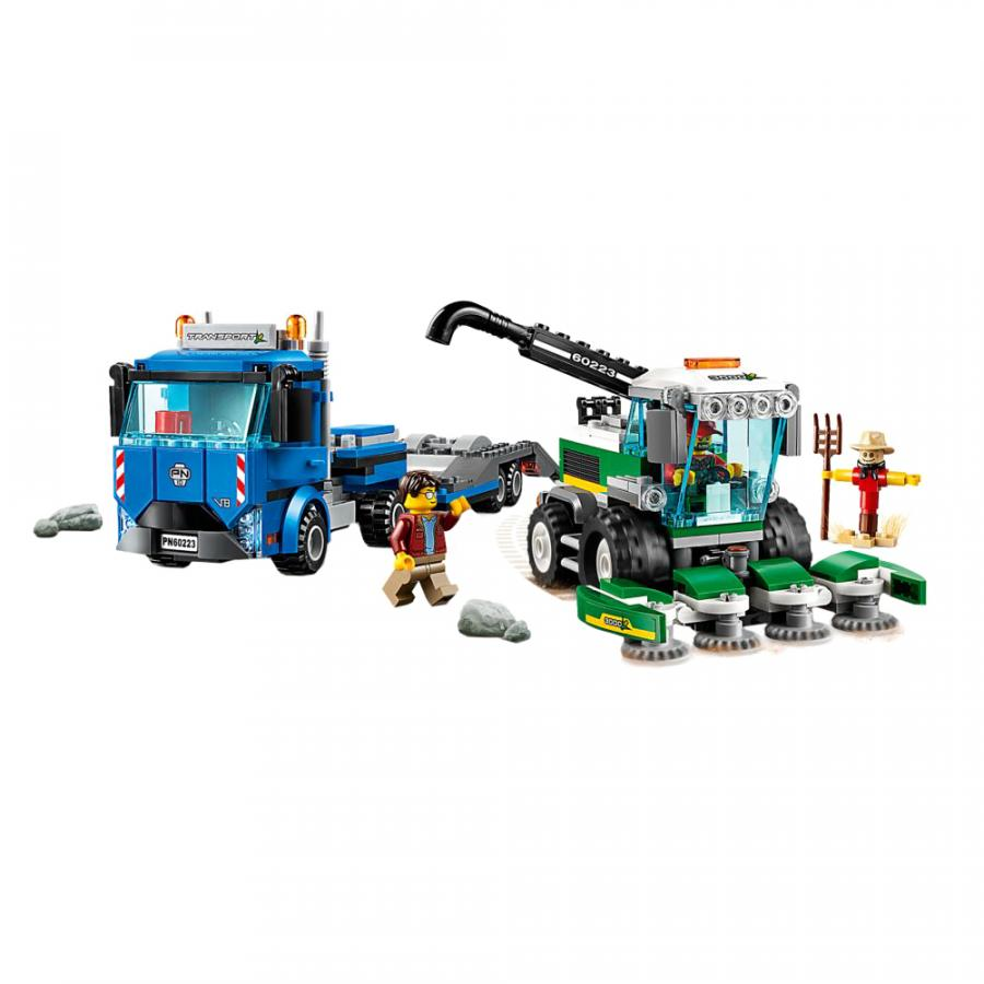 Купить LEGO ТРАНСПОРТИРОВЩИК ДЛЯ КОМБАЙНОВ, LEGO (60223)_1