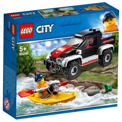 Купить LEGO СПЛАВ НА БАЙДАРКЕ, LEGO (60240)