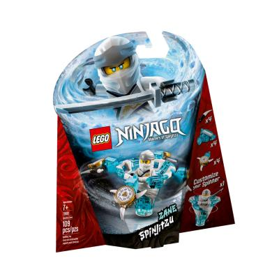 Купить LEGO ЗЕЙН: МАСТЕР КРУЖИТЦУ, LEGO (70661)