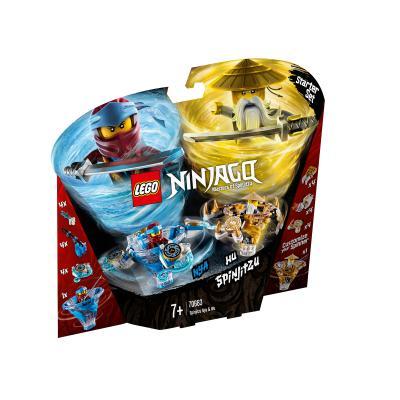 Купить LEGO НИЯ И ВУ: МАСТЕРА КРУЖИТЦУ, LEGO (70663)
