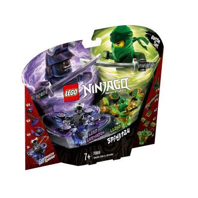 Купить LEGO ЛЛОЙД МАСТЕР КРУЖИТЦУ ПРОТИВ ГАРМАДОНА, LEGO (70664)