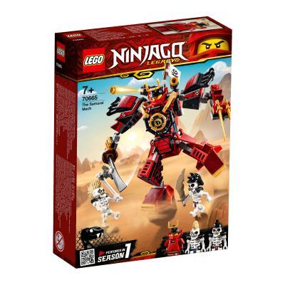 Купить LEGO РОБОТ-САМУРАЙ, LEGO (70665)